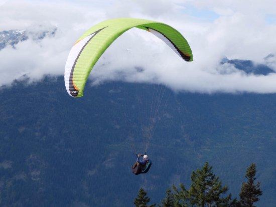 Pemberton, Καναδάς: Airborne