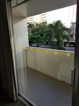 Ambassador Hotel Waikiki: 20160722_172753_large.jpg