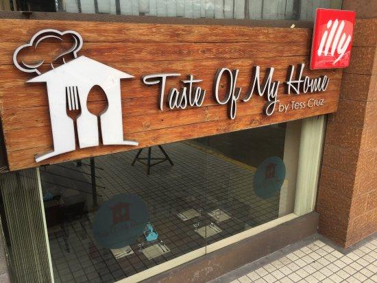 Metro Manila, Philippines : Taste of My Home