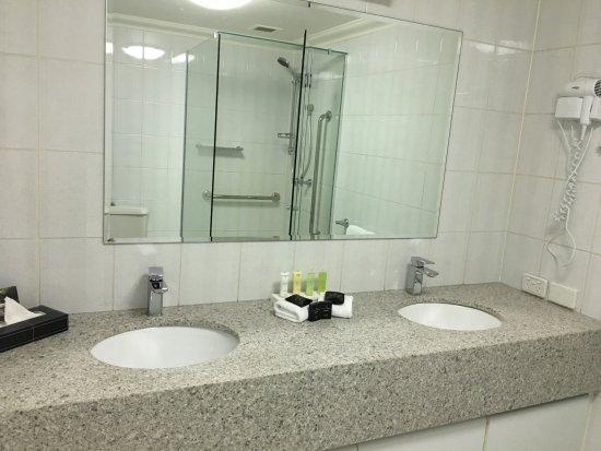 St Kilda, Australia: Standard Room Bathroom