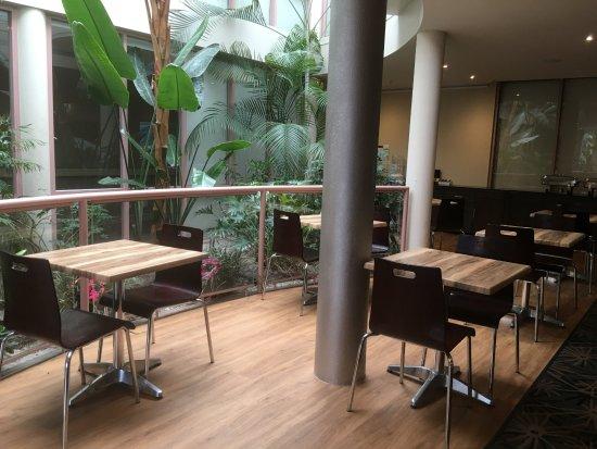 St Kilda, Australia: Internal Lobby with Atrium