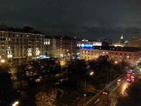 Balmont Apartments Mayakovskaya : Vista Sur