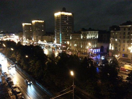Balmont Apartments Mayakovskaya : Vista Norte