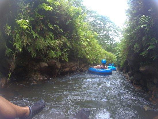 Hanamaulu, ฮาวาย: Floating