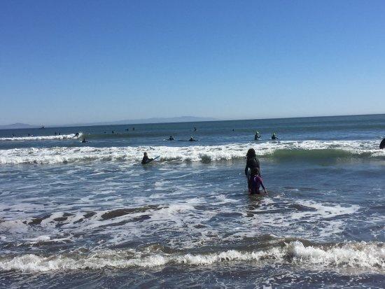 Bolinas, Kaliforniya: excellent waves