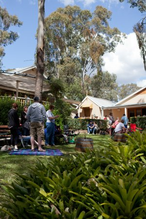 Mount View, Austrália: Grab a picnic rug and stay a while