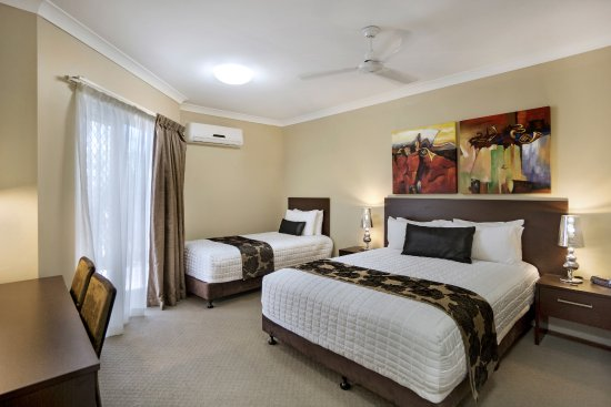 Maryborough, Australia: Superior Twin Room