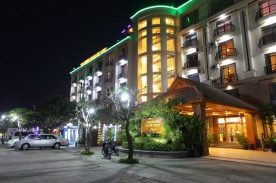 Ayarwaddy River View Hotel Image