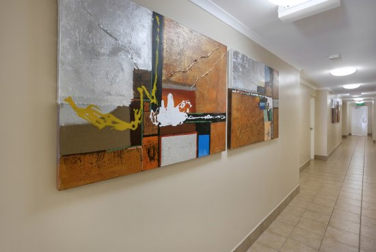 Maryborough, Australia: Hallway