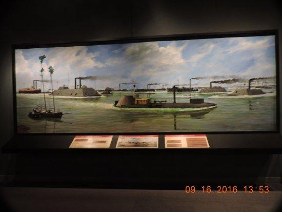 National Civil War Naval Museum Foto
