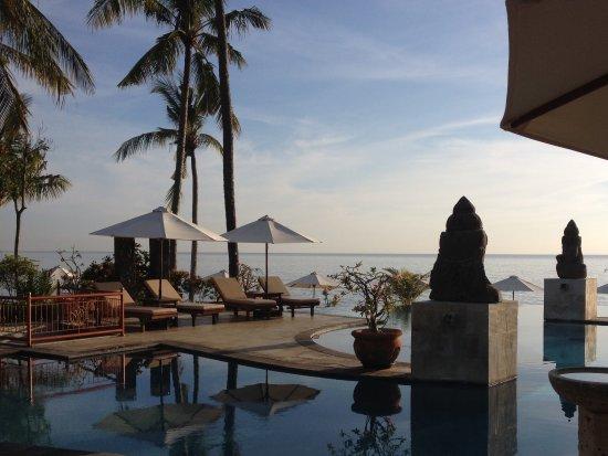 Kubu, Indonésia: Sonnenaufgang