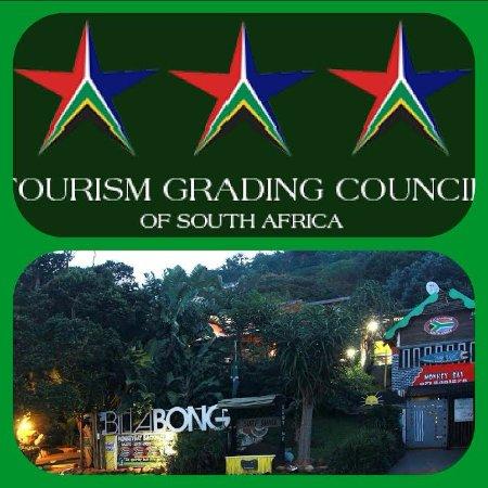 Ballito, جنوب أفريقيا: Monkey Bay is now a 3 Star establishment