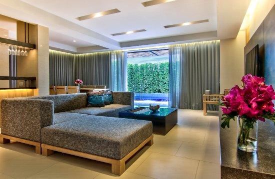Radisson Blu Resort Hua Hin Presidential Suiteliving Room