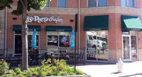 Le P Cafe Mount Prospect Menu Prices Restaurant Reviews Tripadvisor