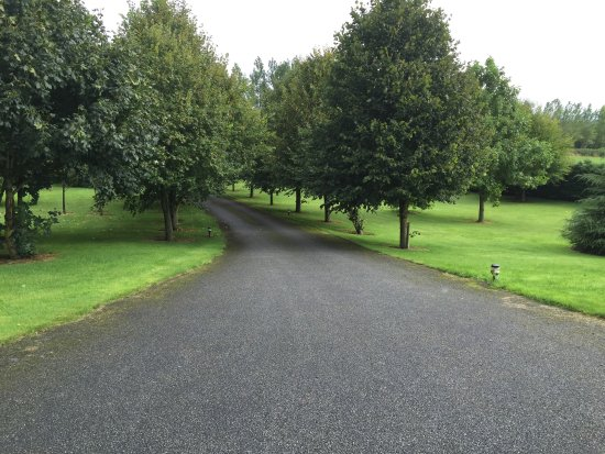 Gowran, Irland: Driveway