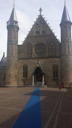 Binnenhof & Ridderzaal (Inner Court & Hall of the Knights): Ridderzaal