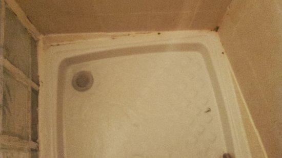 Hotel Laurence: Entretien inexistant (pas de ventilation), Nettoyage à revoir.