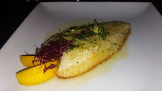 Honiton, UK: Lemon Sole