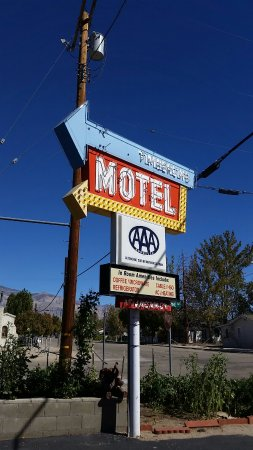 Timberline Motel : small and quiet