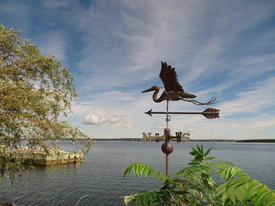 North Sydney, Kanada: Lovely Weathervane