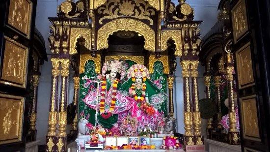 ISKCON Hyderabad Sri Sri Radha Madanmohan Mandir