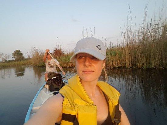 Vilanculos, Mozambique: Canoe Trails