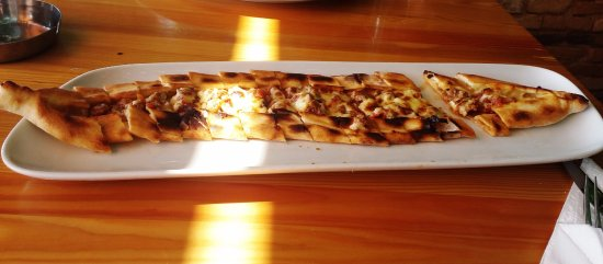 Sugar'n Spice: A mouth watering Turkish Pizza