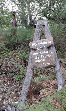 Dompnac, فرنسا: Poésie humour etc