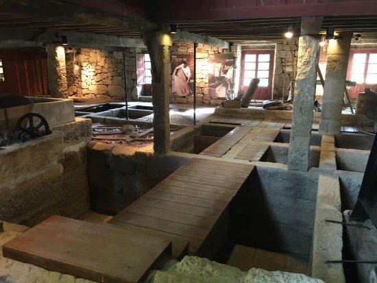 Allariz, Spain: Museo do coiro