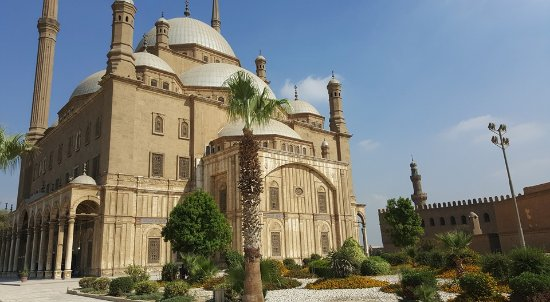 Real Egypt Day Tours: The Mohammed Ali Mosque