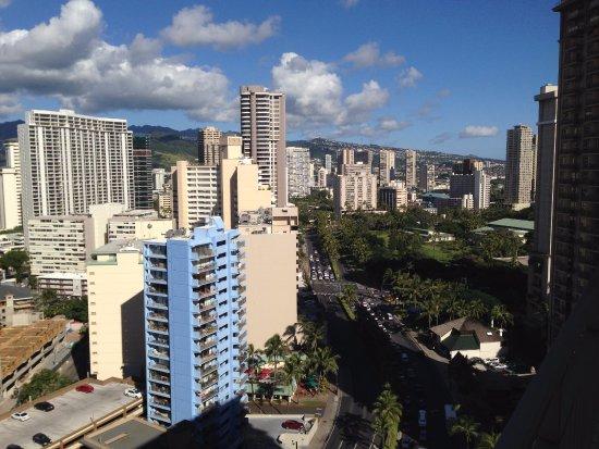 イリカイ ホテル, City Viewの眺め