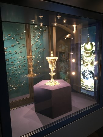 King's Lynn, UK: See the magnificent King John Cup