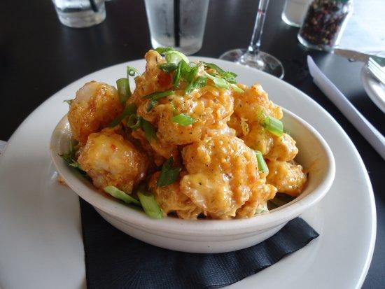 North Palm Beach, FL: The heavenly Bang Bang Shrimp