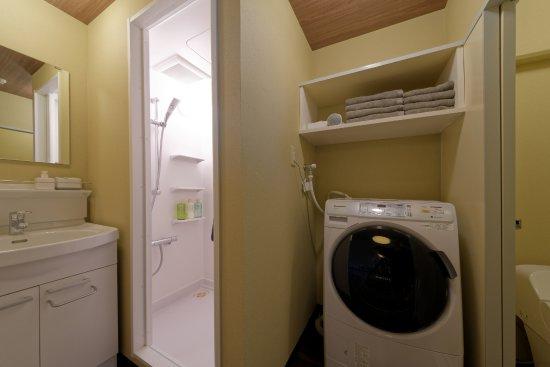 Kawaguchi, Japan: Shower room