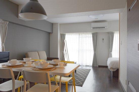 Kawaguchi, Japan: chic room