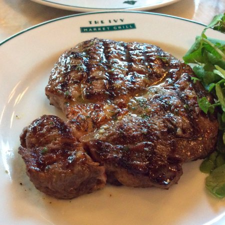 Bistecca alla griglia Bild från The Ivy Market Grill