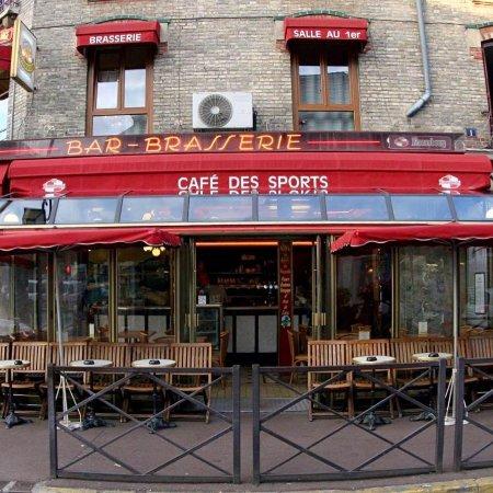 Antony, França: bienvenue aux Sports