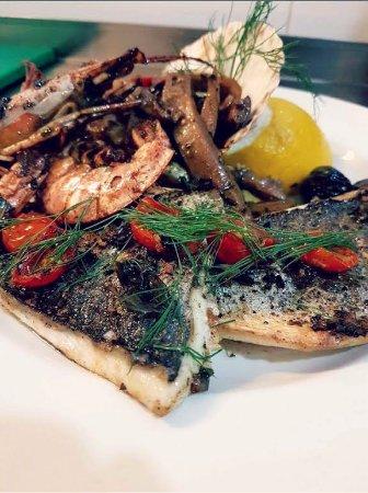 Senglea, Malta: Fish