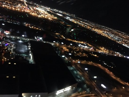 North Las Vegas, NV : Amazing view from the helicopter