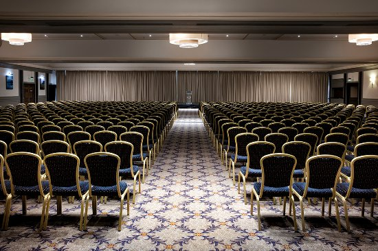 Doubletree by Hilton Hotel Glasgow Central: Ballroom Theatre Style