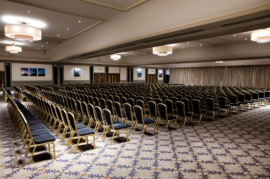 Doubletree by Hilton Hotel Glasgow Central: Ballroom Theatre Style 2