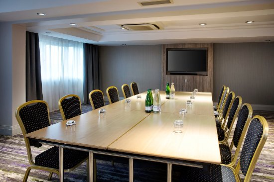Doubletree by Hilton Hotel Glasgow Central: Boardroom