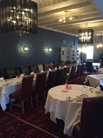 Draycott in the Clay, UK: Royal Boar Restaurant