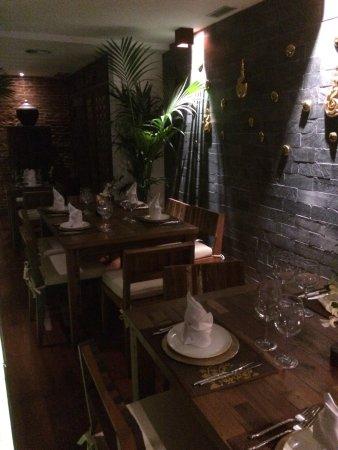 Restaurante thai garden 2112 en madrid con cocina for Cocina tailandesa madrid