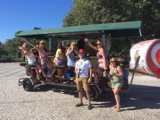 Bike Bar Tours