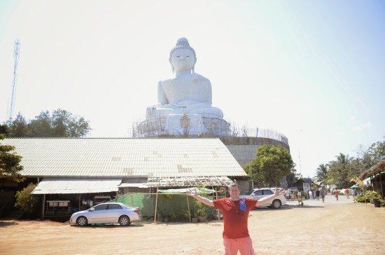 Chalong, Thaïlande : Velký Budha