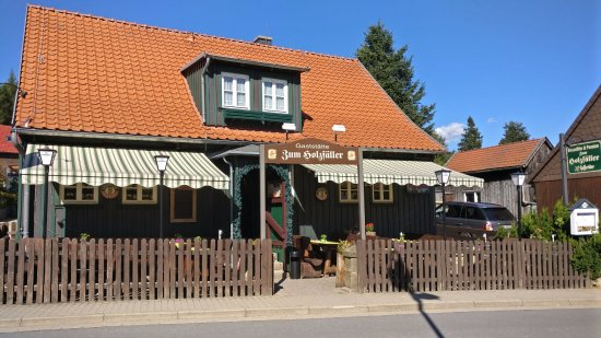Hotel Garni & Gaststatte Zum Holzfaller