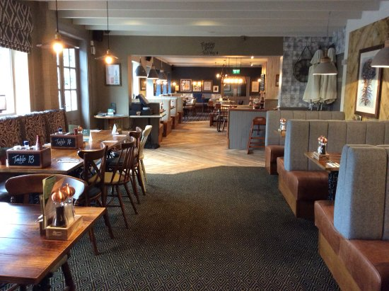 Clyst Honiton, UK: Restaurant