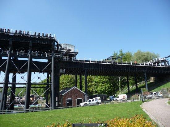Northwich, UK: Brilliant Victorian engineering!
