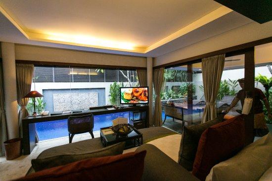 Royal Kamuela Ubud: Villa 9 where I stayed
